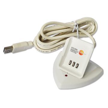 德图/Testo testo 174H迷你型温湿度记录仪 双通道 内置传感器,订货号:0572 6560