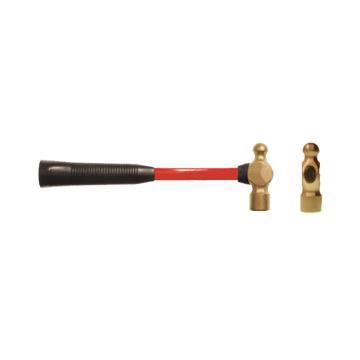 防爆圆头锤,1.00 lbs 铝青铜,101U-0100A