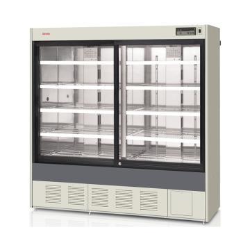 药品保存箱,2~14°C,不锈钢1033L,MPR-1014-PC,松下