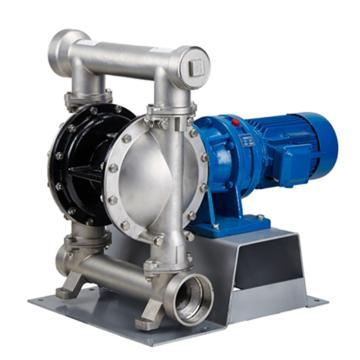 """固德牌/GODO DBY3S-100LFFF 4""""金属壳体电动隔膜泵"""