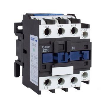 正泰 交流接触器,CJX2-3210 220V