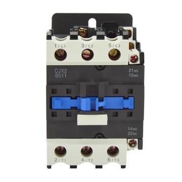 正泰CHINT 交流接触器,CJX2-6511 220V