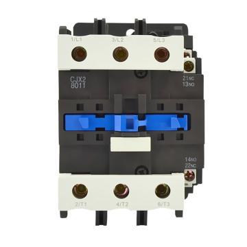 正泰CHINT 交流接触器,CJX2-8011 220V