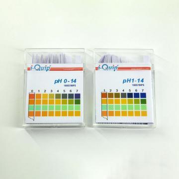 条装广泛pH试纸,0-14,1盒