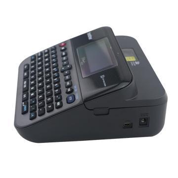 兄弟桌面式标准型标签打印机,PT-D600  打印宽度3.5-24mm