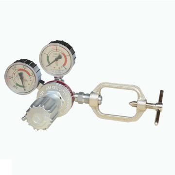 日出银色大武士减压器,8130-AR130,适用气体:乙炔,输入压力:1.6Mpa