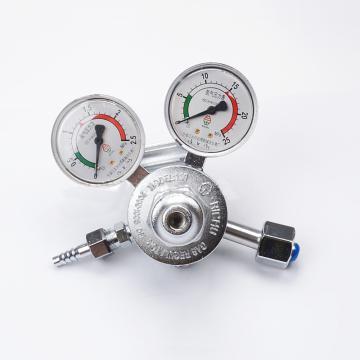 日出银色大武士减压器,8130-OR130,适用气体:氧气,输入压力:15Mpa