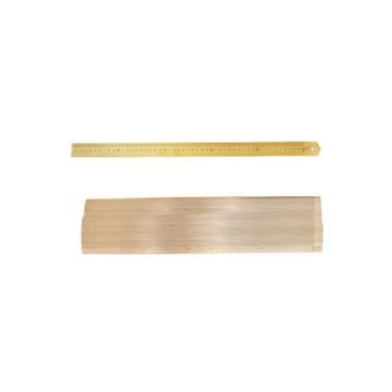 桥防 防爆尺子,铝青铜,500mm,317-1002AL