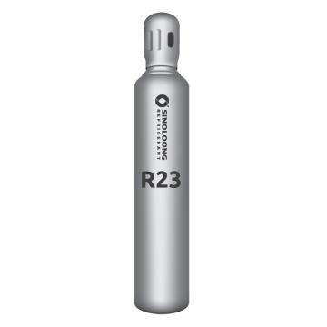 制冷剂,中龙,R23,8kg/瓶,高压瓶装