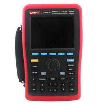 优利德/UNI-T UTD1102C手持式数字存储示波器