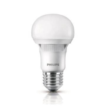 飞利浦 LED灯泡 6W E27 6500K白光