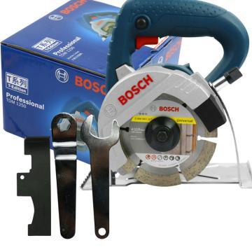 博世石材切割机,110mm锯片 1250W,TDM 1250,0601395080