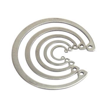 孔用弹性挡圈 不锈钢A2 GB893.1 A型 ø6  500个/包
