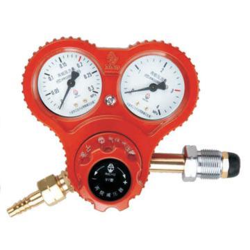 日出减压器,897-P20 (LR97),适用气体:丙烷,输入压力:1.6Mpa