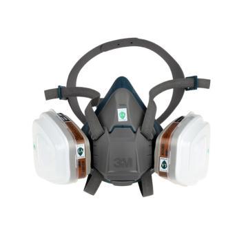 3M 6502尘毒呼吸防护套装