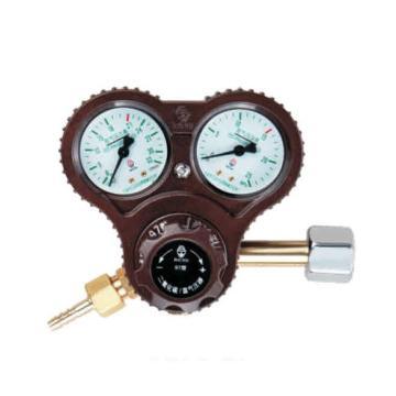 日出减压器,897-Ar25 (ArR-A97),适用气体:氩气、二氧化碳,输入压力:15Mpa