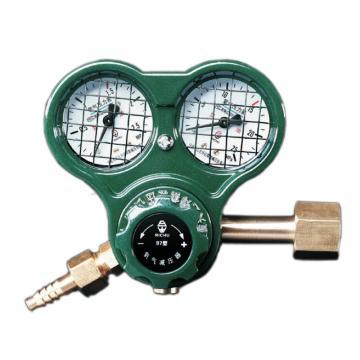 日出减压器,897-125(OR97B),适用气体:氧气,输入压力:15Mpa