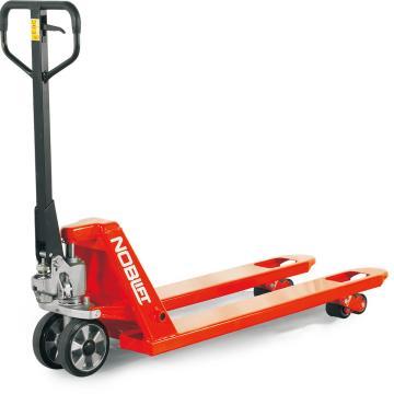 诺力 2.5T高质量手动液压搬运车,货叉尺寸(mm):685*1220