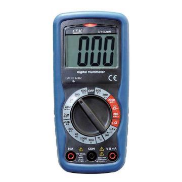 万用表,华盛昌 基本型数字万用表,DT-920N