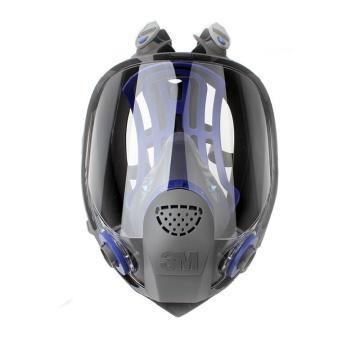 3M FF-403硅胶全面型防护面罩,大号