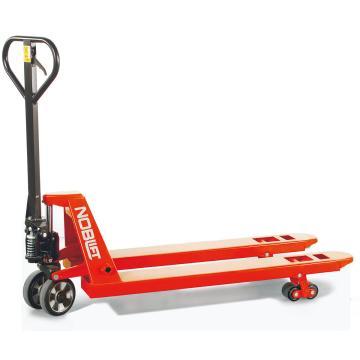 诺力 3T经济型手动液压搬运车,货叉尺寸(mm):550*1150