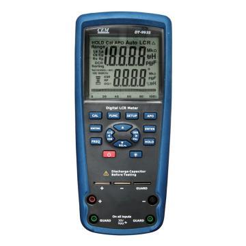 万用表,华盛昌 LCR电感电容数字万用表,DT-9935