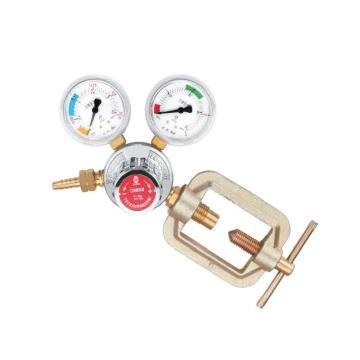 日出减压器,880-15(AR80),适用气体:乙炔,输入压力:1.6Mpa