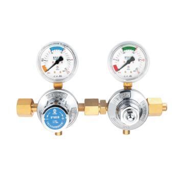 日出减压器,HR-80A,适用气体:氢气,输入压力:15Mpa