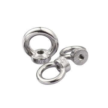 吊环螺母,DIN582,M6-1.0,不锈钢A2,100个/包