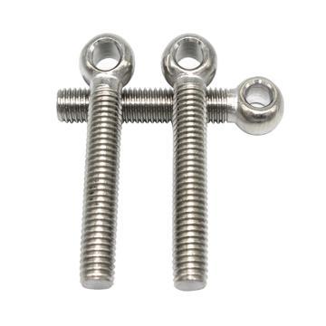 活节螺丝,GB798,M8-1.25*40,不锈钢A2/SUS304,50个/包