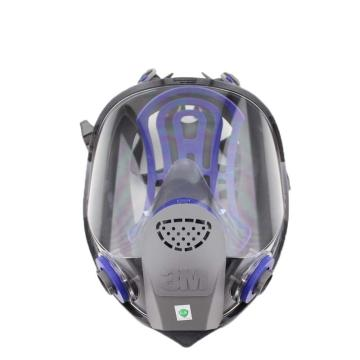 3M 全面罩,FF-402,硅胶材质 中号