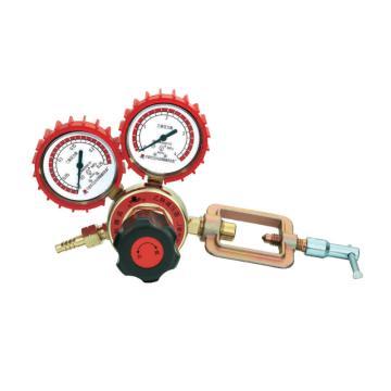 日出减压器,810-15(AR-10M),适用气体:乙炔,输入压力:1.6Mpa