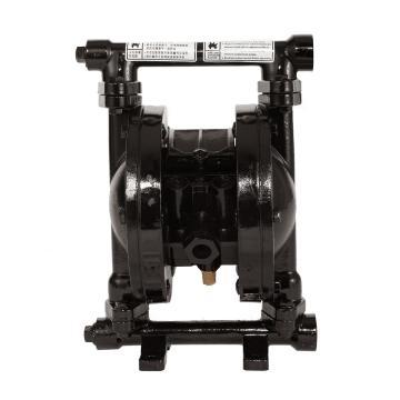 """固德牌/GODO QBY3-15GJDD 1/2""""金属壳体气动隔膜泵"""