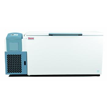 超低温冰箱,热电,卧式,ULT1350-10-V,控温范围:-10~-40℃,容量:359.6L