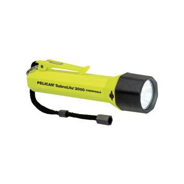派力肯防爆手电筒, 2000 氙气光源