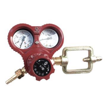 日出减压器,897-A15(AR97B),适用气体:乙炔,输入压力:1.6Mpa