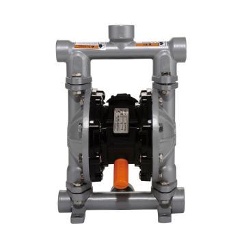 """固德牌/GODO QBY3-20LJDD 3/4""""金属壳体气动隔膜泵"""