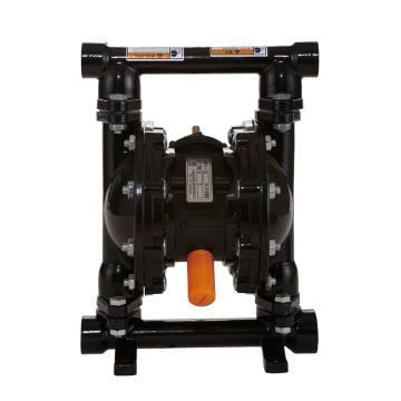"""固德牌/GODO QBY3-20GJDD 3/4""""金属壳体气动隔膜泵"""