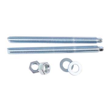 慧鱼,化学锚栓用螺杆, RG M30X380 N,10支/盒,碳钢/蓝白锌