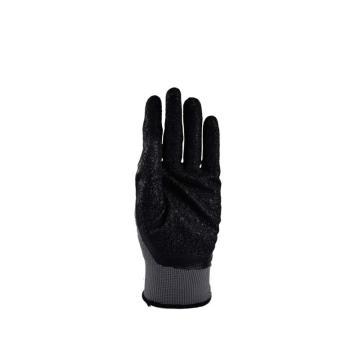 代尔塔 经济型乳胶涂层手套,9#,201630