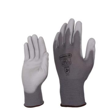 代尔塔 201705-10 PU耐脏精细操作手套