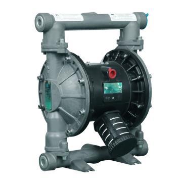 """江浪/RV RVTG73377 1""""金属壳体气动隔膜泵"""