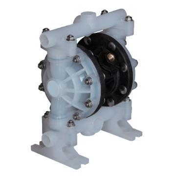 """格罗静/GRUTON GA15B-PP PP SP SP 1/2""""非金属壳体气动隔膜泵"""
