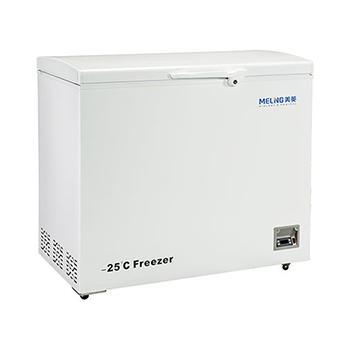 -25℃低温冷冻储存箱,196L,DW-YW196A,中科美菱