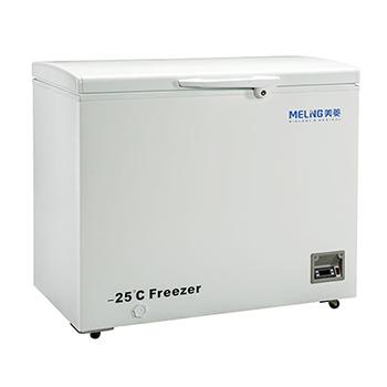-25℃低温冷冻储存箱,166L,DW-YW166A,中科美菱