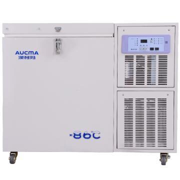 超低温保存箱,-86℃,102L,卧式,DW-86W102Y,澳柯玛