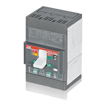 ABB 塑壳断路器,T2N160 PR221MP R40 FF 3P