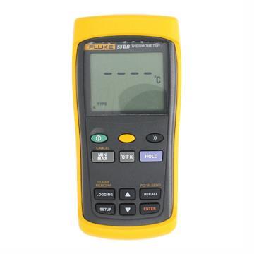 福禄克/FLUKE CMC数字温度表,单通道,可连软件,FLUKE-53-2 B CMC
