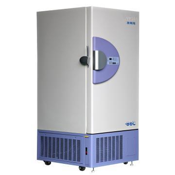 超低温保存箱,澳柯玛,DW-86L500Y,有效容积:500L,箱内温度:-40~-86℃,内部尺寸:620x655x1200mm