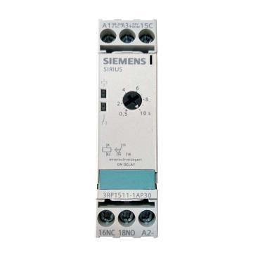 西门子 时间继电器,3RP15111AP30